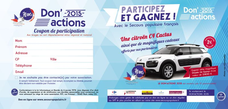 Donactions2015-Ticket